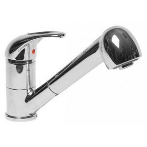 SANIFIRST -  - Kitchen Mixer Tap With Spray Attachment