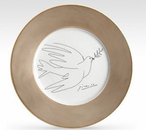 MARC DE LADOUCETTE PARIS -  - Decorative Platter