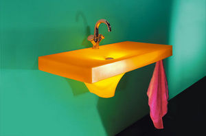 Wet - meldtown - Light / Illuminated Washbasin