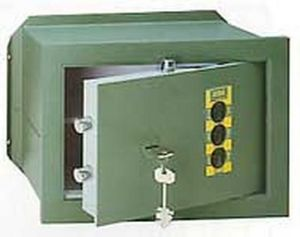 Dierre France - style 30lsc - Integrated Wall Safe