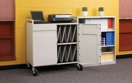 Bretford -  - Mobile Desk Drawer Unit