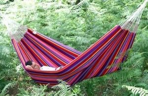Hamac Tropical Influences - ukutula 2 pl - Hammock