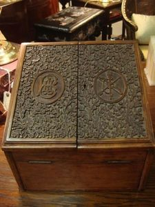 Serpentine Antiques -  - Correspondence Box