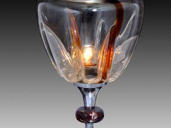 Metal D'alcove Eric Katz -  - Table Lamp