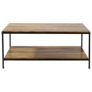 Maisons du monde - table basse lubéron - Rectangular Coffee Table