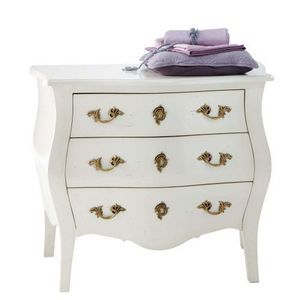 MAISONS DU MONDE - commode ivoire epoque - Chest Of Drawers