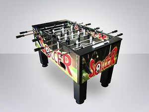 BELIANI - foot professionnel tornado - Football Table