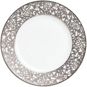 Raynaud - salamanque platine - Dessert Plate