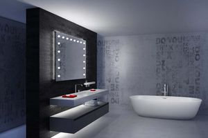 UNICA MIRRORS DESIGN - divino xl - Bathroom Mirror