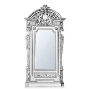 Corvasce Design - specchiera da terra in cartone luigi xvi - Mirror