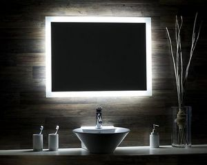 GLASSOLUTIONS France - swallow - Illuminated Mirror