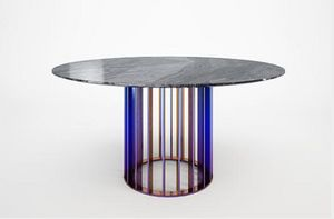 BARMAT - bar.1008.7000 - Round Diner Table