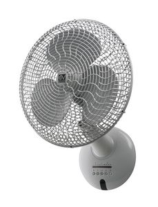 Casafan - ventilateur mural, vortice gordon 30 cm, avec télé - Wall Fan