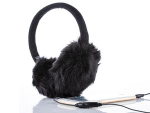 I-TOTAL - music earmuff - A Pair Of Headphones