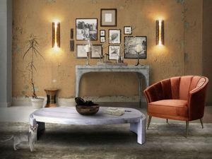 BRABBU - tacca - Oval Coffee Table