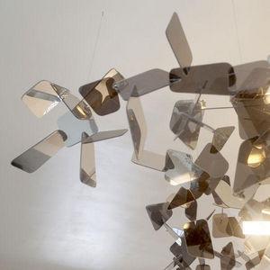 TRANSVERSO - issho_ - Hanging Lamp