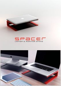 KEEUTILITY - spacer k1510 series - Keyboard Extension Shelf