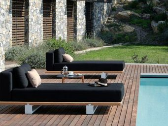 Royal Botania - vigor lounge - Sun Lounger