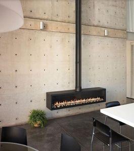 Poujoulat - gaz - Open Fireplace