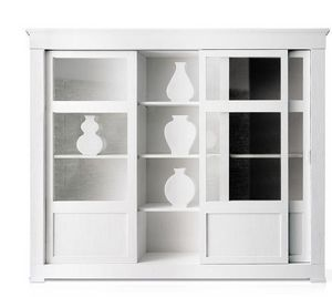 LANDO - l121 - Sliding Door Bookcase