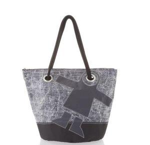 727 SAILBAGS - diego noir - Shopping Bag