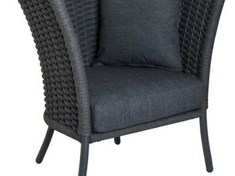 Alexander Rose - cordial lounge-- - Garden Armchair