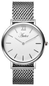 AUCTOR - l'élégante silver 36 - Watch