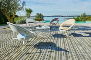 Burov - '-_saturne 44 - Garden Armchair