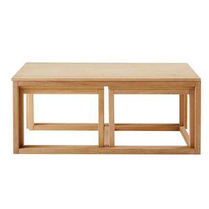 MAISONS DU MONDE -  - Rectangular Coffee Table