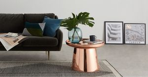 MADE -  - Round Coffee Table