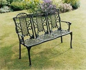 Jardine Leisure - regal - Garden Bench