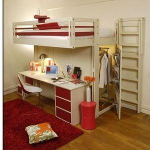 Espace Loggia - en famille ou entre amis - Mezzanine Bed Child