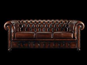 Fleming & Howland - william blake chesterfield sofa - Chesterfield Sofa