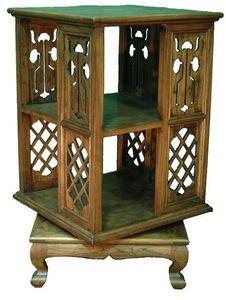 ORASIA - colonne de rangement pivotante - Revolving Bookcase