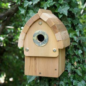 Wildlife world - cabin nester multi species - Birdhouse
