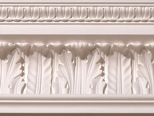 Aristocast Originals - cc03 - large french waterleaf - Moulding