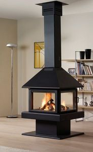 ROCAL -  - Central Fireplace