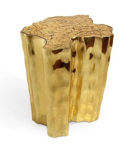 BOCA DO LOBO - Side table-BOCA DO LOBO-Eden