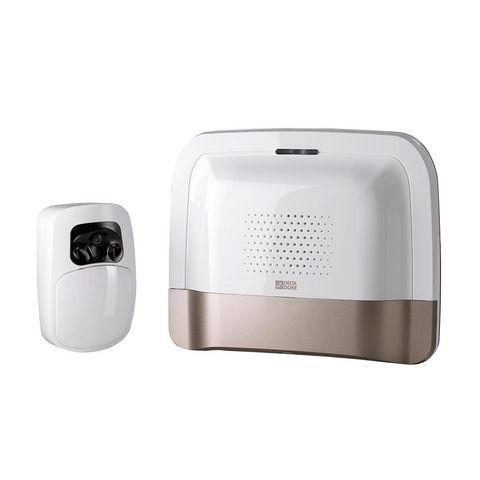 Delta dore - Alarm-Delta dore-Pack transmetteur IP/GSM et détecteur vidéo Tyxal+