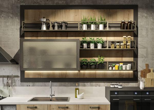 Snaidero - Modern Kitchen-Snaidero-Loft