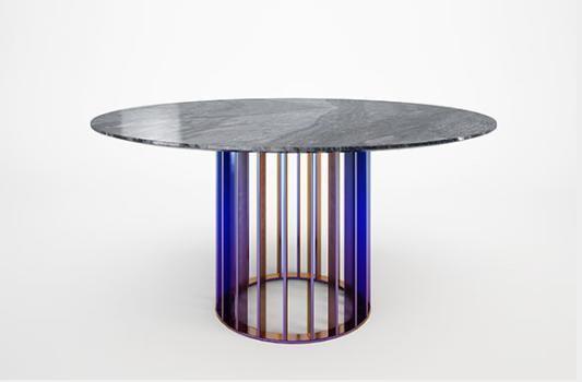 BARMAT - Round diner table-BARMAT-BAR.1008.7000