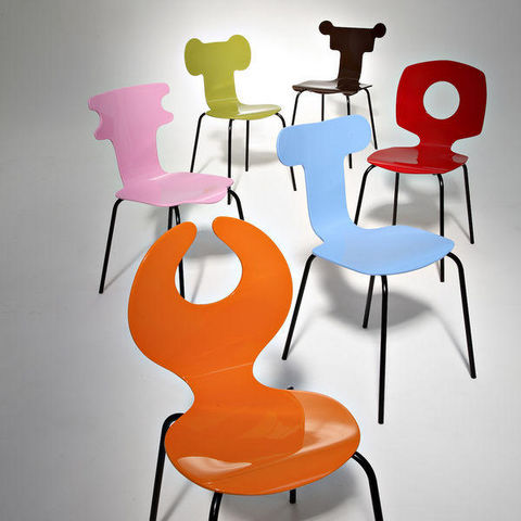 MoodsforSeats - Children's chair-MoodsforSeats-La Coquette