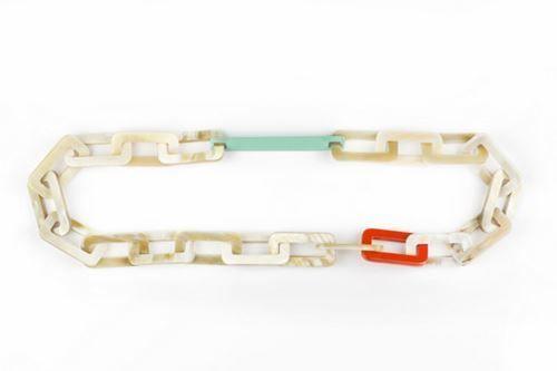 L'Indochineur Paris Hanoï - Necklace chain-L'Indochineur Paris Hanoï-Tige