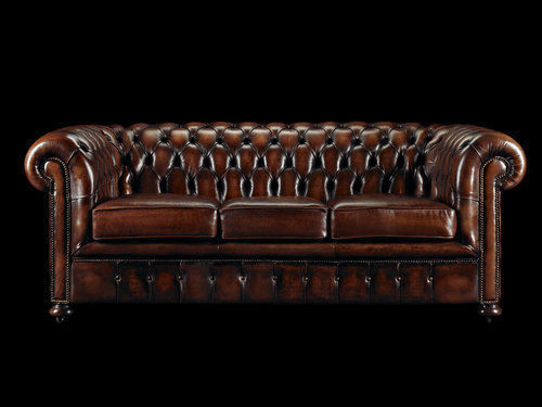 Fleming & Howland - Chesterfield sofa-Fleming & Howland-William Blake Chesterfield Sofa