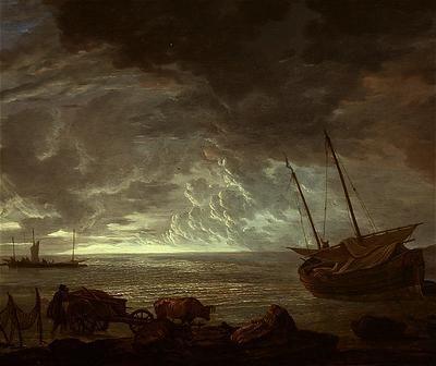 Robert C. NOORTMAN - Oil on canvas and oil on panel-Robert C. NOORTMAN