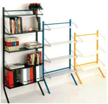 Estia Designs - Shelf-Estia Designs-leaning shelving system
