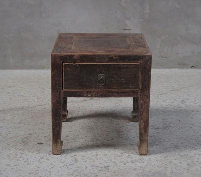 Atmosphere D'ailleurs - Bedside table-Atmosphere D'ailleurs