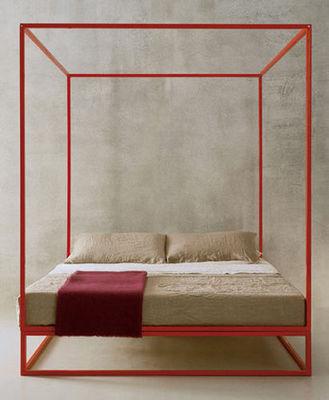 Xam - Double canopy bed-Xam-ASHA baldaquin