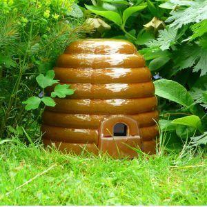 Wildlife world - Insect-Wildlife world-Ceramic Bee Nester