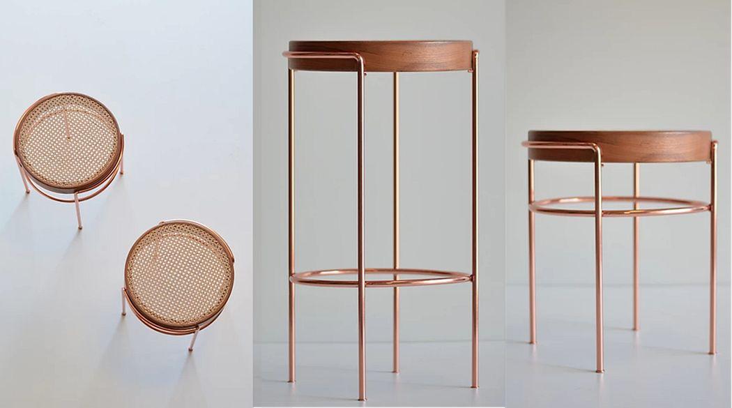 GUSTAVO BITTENCOURT Hocker Schemel und Beinauflage Sitze & Sofas  |